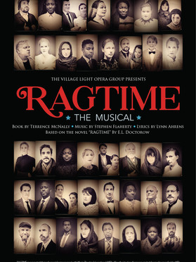 Ragtime The Musical, Jan 2020
