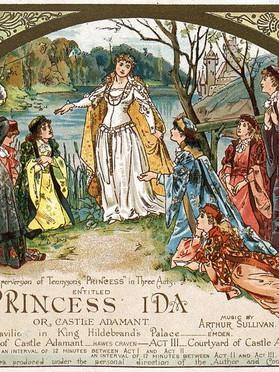 Gilbert & Sullivan's Princess Ida, Oct 2017