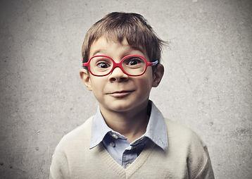 Kinderbrille, Kindersehtest, Kinderoptometrie