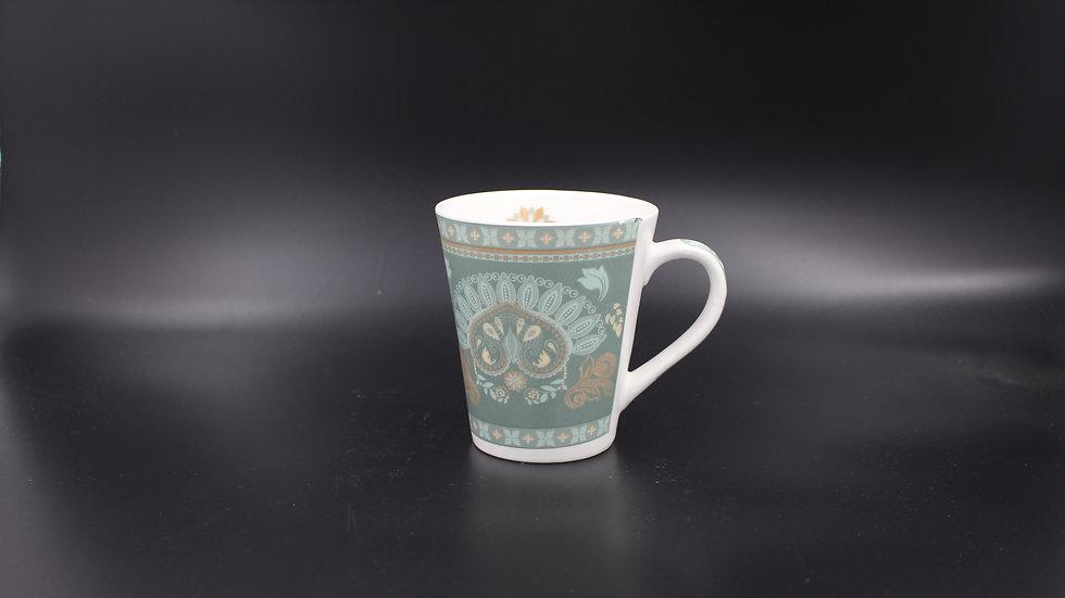 White Mug (English Green)