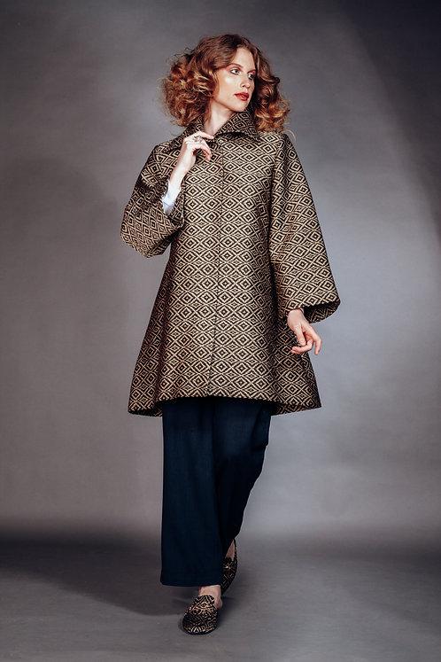 Abrigo Largo Textil