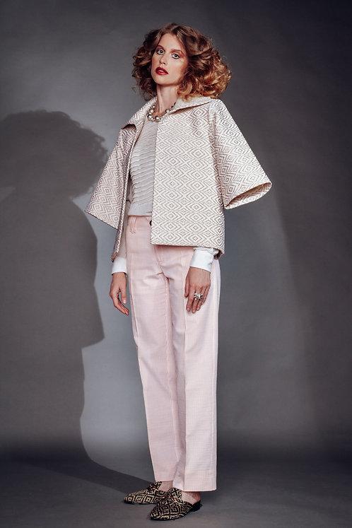 Abrigo Corto Textil