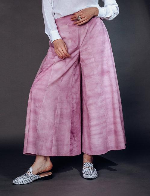 Falda Pantalón Teñida