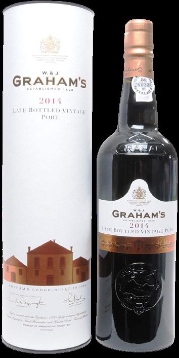 Graham's Late Bottled Vintage 2014 Port