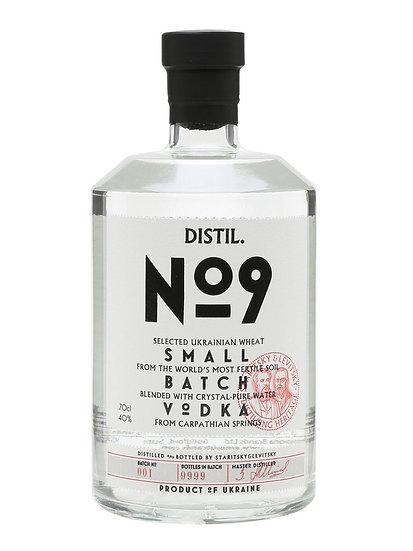 Distil No 9, Vodka
