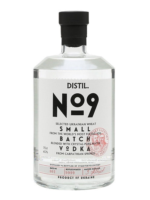 Distil No 9, Vodka