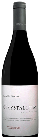 Crystallum, Peter Max, Pinot Noir