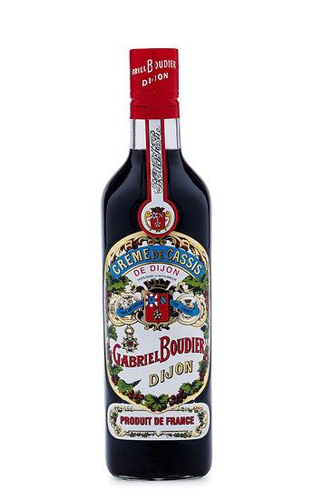 Gabriel Boudier Creme De Cassis Liqueur