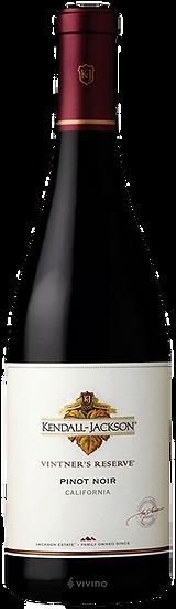 Kendall Jackson Vintner's Reserve Pinot Noir,