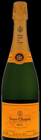 Veuve Clicquot Brut (Carte Jaune) Champagne N.V.