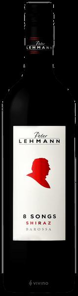 "Peter Lehmann ""8 Songs"" Barossa Valley Shiraz"