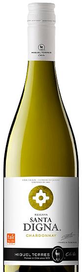 Miguel Torres, Santa Digna, Chardonnay, Reserve
