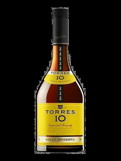 Torres 10 Imperial Brandy Gran Reserva