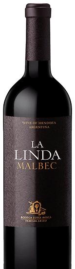 Finca La Linda, Malbec, 6 x 75cl