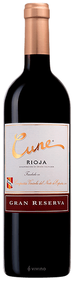 Cune Gran Reserva Rioja (CVNE)