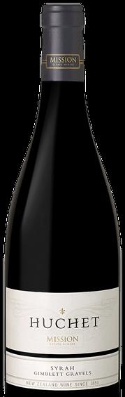 Mission Estate Winery Huchet Syrah
