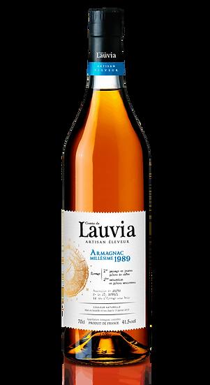 Comte de Lauvia, Fine Armagnac