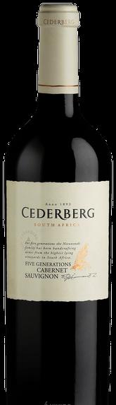 Cederberg, Cabernet Sauvignon, V Generations