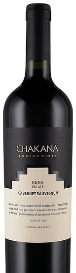 Chakana Estate Selection Cabernet Sauvignon, 6 x 75cl
