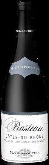 M. Chapoutier Rasteau 2019 - Case of 6