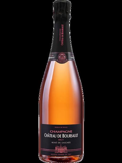 Château de Boursault, Rosé Brut