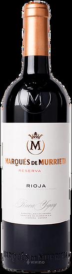 Marques De Murrieta, Reserva, Rioja