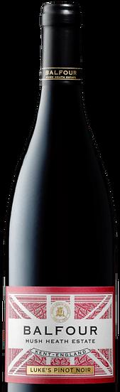 Hush Heath Balfour Luke's Pinot Noir