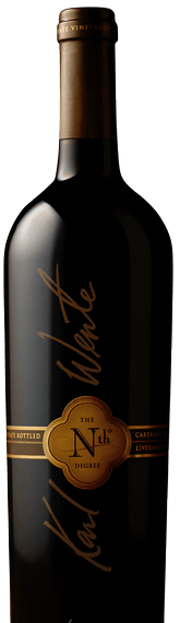 Wente The Nth Degree Cabernet Sauvignon