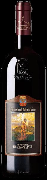 Brunello Di Montalcino Banfi