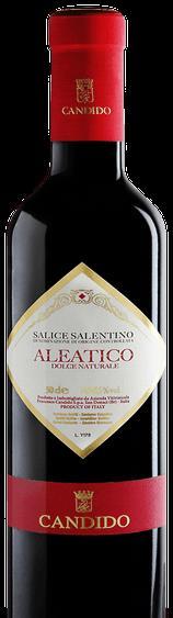 Candido Aleatico Salice Salentino Dolce