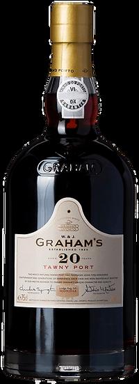 Graham's 20 Year Old Tawny Port N.V.