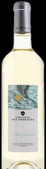 Château des Ferrages Mon Plaisir Côtes de Provence Blanc