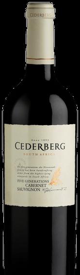 Cederberg Five Generations Cabernet Sauvignon