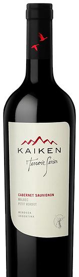 Kaiken Terroir Series Cabernet Sauvignon, 6 x 75cl