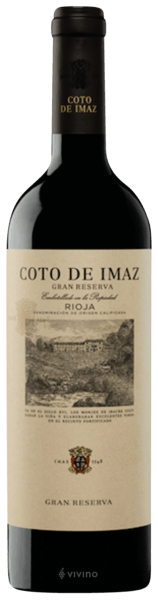 Coto De Imaz, Gran Reserva, Rioja Magnum
