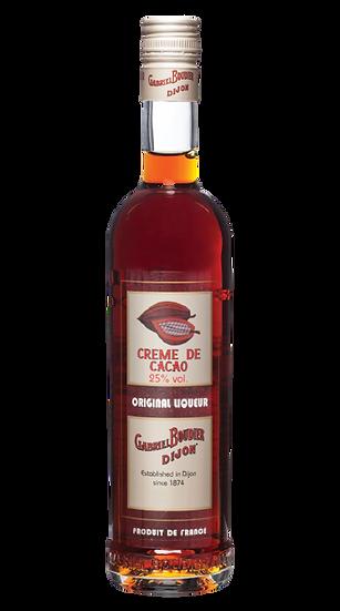 Gabriel Boudier Creme De Cacao Liqueur