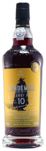 Sandeman, 10 Year Old Tawny
