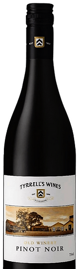 Tyrrell's, Old Winery, Pinot Noir, Hunter Valley, 6 x 75cl
