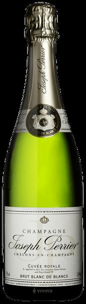 Joseph Perrier, Cuvee Royale Blanc de Blancs, Champagne