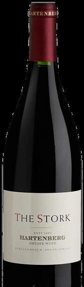 Hartenberg Estate Wine, The Stork Shiraz