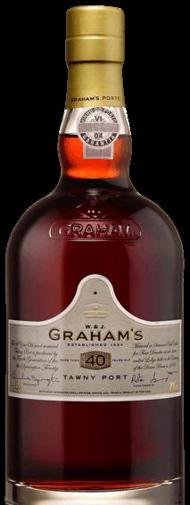Graham's 40 Year Old Tawny Port N.V.