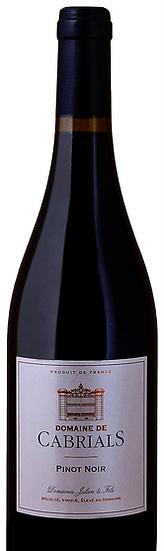 Domaine de Cabrials. Pinot Noir