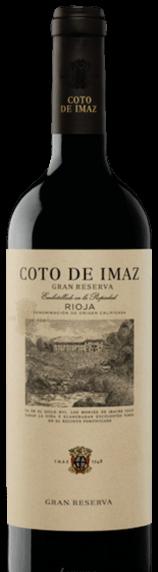 Coto De Imaz, Gran Reserva, Rioja