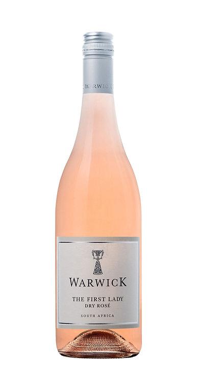 Warwick First Lady Rosé Half Case