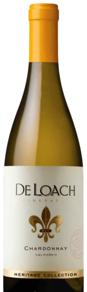 De Loach, Heritage Collection, Chardonnay