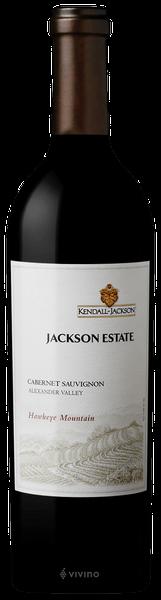 Kendall Jackson's Hawkeye Mountain, Cabernet Sauvignon,