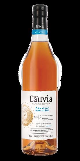Comte de Lauvia, Hors D'Age Armagnac