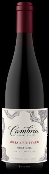 Kendall Jackson's Cambria Julia's Vineyard, Pinot Noir