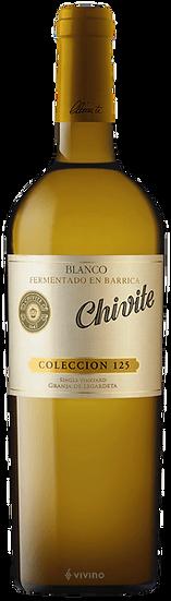 Chivite Navarra Coleccion 125 Blanco