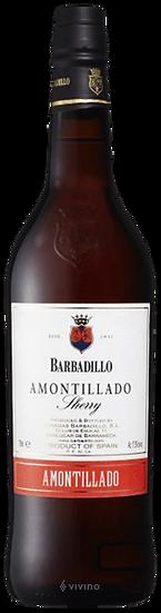 Barbadillo Amontillado Sherry